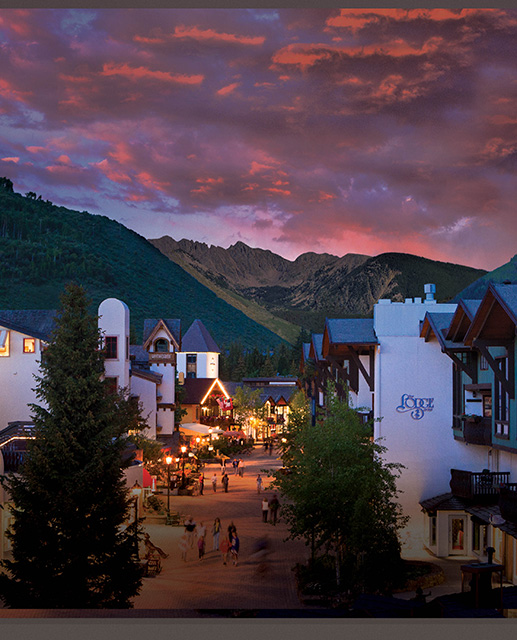 Luxury Lodges In Vail